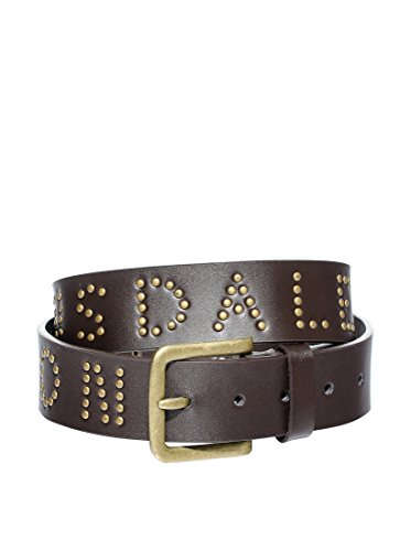 Lonsdale Belt Henry, Couleur:dark brown, Taille:90