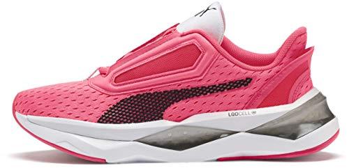 PUMA - Womens Lqdcell Shatter Xt Shoe, Size: 7 B(M) US, Color: Pink Alert/Puma White