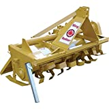 King Kutter Gear-Driven Rotary Tiller - 4ft. Tiller...