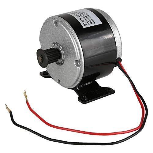 profesional ranking Mini motor de cepillo 24V 300W Motor de engranaje eléctrico de poco ruido de alta velocidad… elección