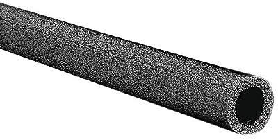"2-5/8"" x 6 ft. Polyethylene Pipe Insulation, 1/2"" Wall"