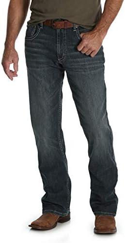 Wrangler mens 20x No 42 Vintage Boot Cut Jeans Glasgow 34W x 34L US product image