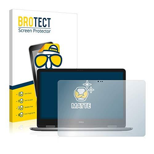 BROTECT Entspiegelungs-Schutzfolie kompatibel mit Dell Inspiron 17 7000 2-in-1 (17,3