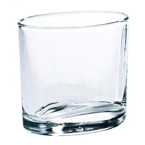 Durobor 537/21 Ellipse Amuse-Bouche Becher 200ml, 6 Gläser, ohne Füllstrich
