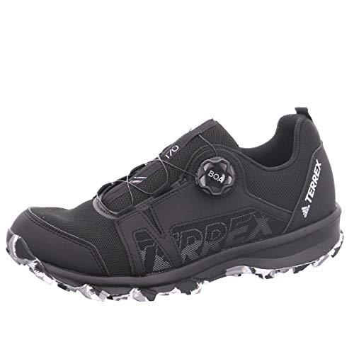 adidas Terrex Agravic Boa K, Zapatillas Deportivas, Core Black FTWR White Grey Three F17, 31 EU