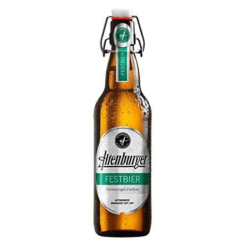 Altenburger Festbier 0,50l Bügelverschluss 6% vol inkl. Pfand