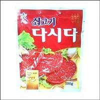牛ダシダ(牛肉だし) 100g