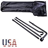 lUKSY US-Direct Spare Tire Tool Replacement Kit, for 2005-2013 Toyota Tacoma Jack Spare Lug Wrench Repair Tools Set,Strong Torsion.Anti-Oxidation Paint, Replacement for Premium Spare Tire Tool