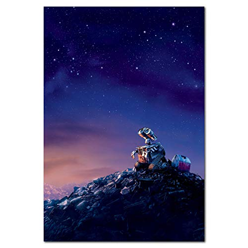 Printing Pira Wall-e Movie Poster (11x17)