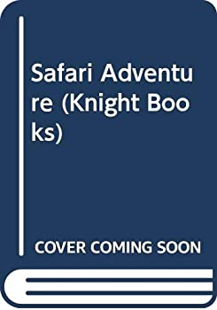Paperback Safari Adventure Book