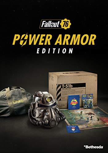 【Amazon.co.jp専売】Fallout 76 Power Armor Edition (パワーアーマーエディション) 【CEROレーティング「Z」】 - PS4