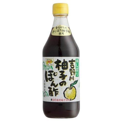 吉野川柚子のぽん酢 500ml  B005ZN6SO4