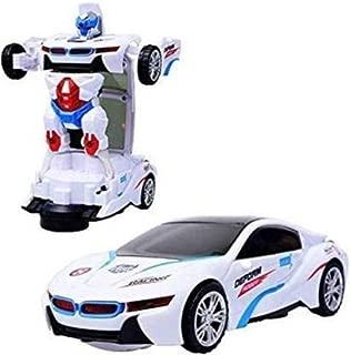 ARHA IINTERNATIONAL Kids Toys Robot Car for 3 Year Old Boys and Children