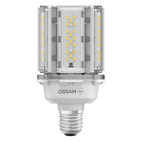 OSRAM LED-Lampe | Sockel: E27 | Kaltweiss | 4000 K | 23 W | Ersatz für 50-W-N|A | klar | HQL LED PRO [Energieeffizienzklasse A++]
