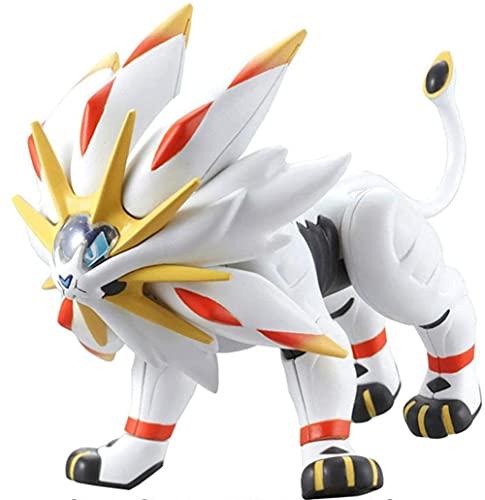 Anime Pokemon Solgaleo Figure Toy Pokemon Figure Solgaleo Action Figurines Modèle Jouets pour Cadeaux pour Enfants