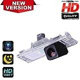 Telecamera per retromarcia, 170°, HD, 1280 x 720 pixel, 1000TV, per retromarcia, impermeabile, visione notturna, per BMW Serie 1 M1 F20 F21 116i 118i 120i 135i 2015-2018