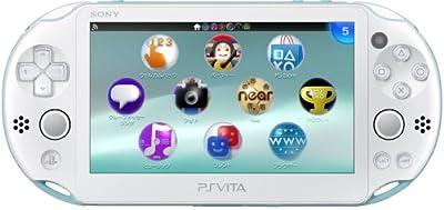 PS Vita Slim - Light Blue / White - Wi-fi (PCH-2000ZA14)