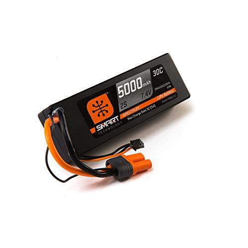 Spektrum 7.4V 5000mAh 2S 30C Battery