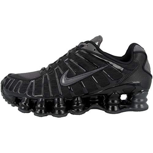 Nike Low Shox TL W - Zapatillas deportivas para mujer, color Negro, talla 42 EU