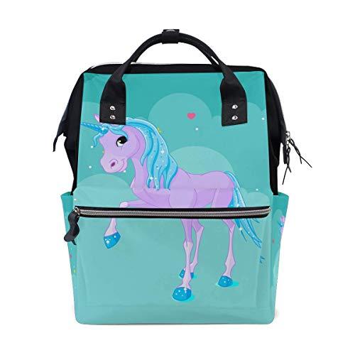 Christmas Tree Houses School Backpack Large Capacity Mummy Bags Laptop Handbag Casual Travel Rucksack Satchel for Women Men Adult Teen Children