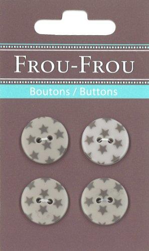 Frou-Frou 7090 18 301 - Accesorio para máquinas de Coser