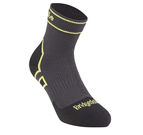 Bridgedale Wasserdichte Storm Socke LW Knöchel Storm Socke LW Knöchel XL dunkelgrau