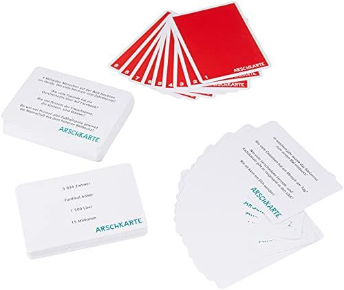 Kylskapspoesi 43015 - Kartenspiele, Wer hat die Arschkarte gezogen
