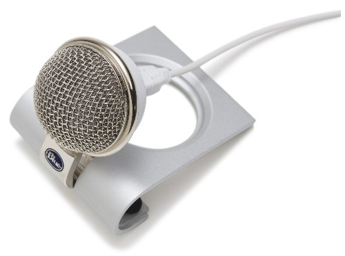 『Blue Microphones ポータブルタイプUSBマイクロフォン SNOWFLAKE』の4枚目の画像