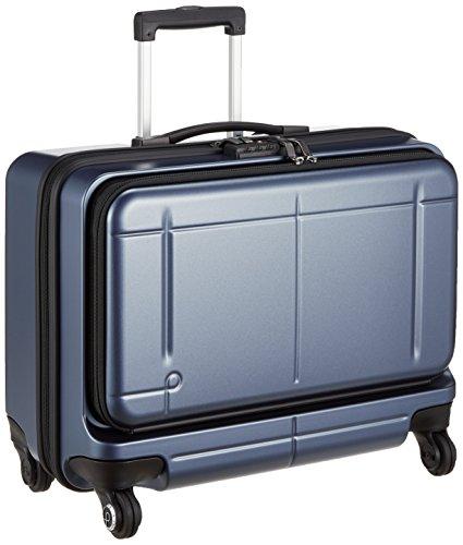 [プロテカ] スーツケース 日本製 マックスパスビズ 37L 49 cm 4kg ブルーグレー