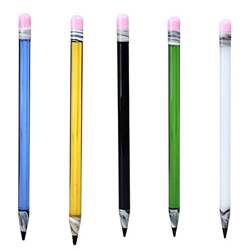 RORA glas 2018 unieke kwaliteit glas Dabbers kleurrijke potlood potlood potlood potlood hulpmiddelen voor olie bong