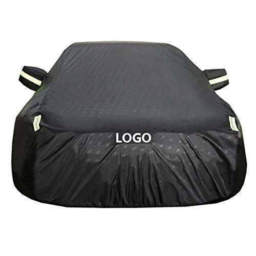 HWHCZ Fundas para Coche Car Cover Funciona con Audi A5 Car Cover |Protección Impermeable contra la Intemperie contra la Lluvia, Polvo, Viento, Sol, UV |Bajo Techo, en Exteriores (Size : Sportback)