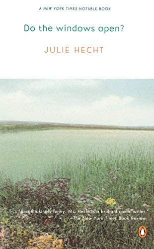 Do the Windows Open? by Hecht Julie (1998-02-01) Paperback