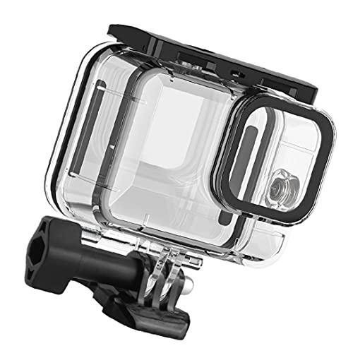 Gehäusekasten für GOPRO, wasserdichtes Gehäuse für Gopro Hero 9 Schutzgehäuse Unterwassertauchen Abdeckung Action Camera Zubehör