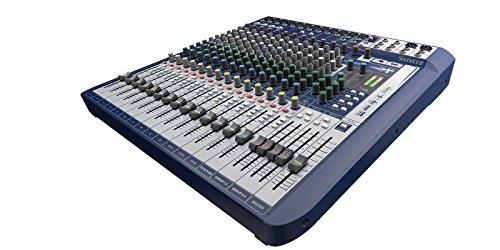 Price comparison product image Soundcraft Signature 16 Compact Analogue Mixing - Your Signature Sound