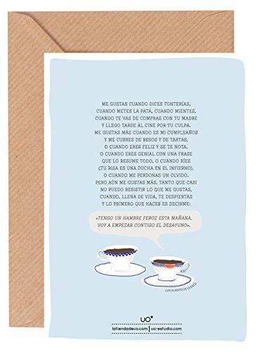 4. UO - Postal del desayuno