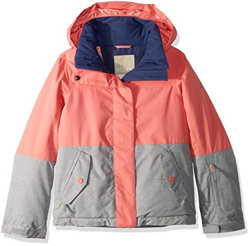 Roxy Jetty Block Girl Snow Jacket
