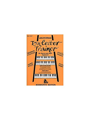 toonladder-trainer. Voor piano