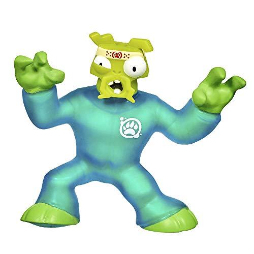 Heroes de Goo Jit Zu MANTOR Figura Acción (Bandai CO41029)