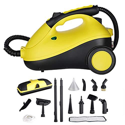 220v / 2300w Handheld Onder Druk Staande Huishoudelijke Stoomreiniger, Anti-droge Burnout-bescherming, Sterk Ontkalken, Snel Uit Stoom in 5 Minuten
