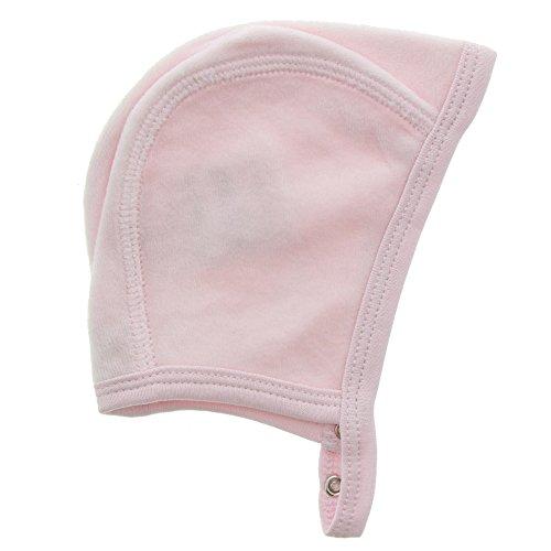 Fixoni Infinity Helmet-Oekotex Bonnet, Rose Dream 02-75, Nouveau-né (Taille Fabricant: 56) Mixte bébé