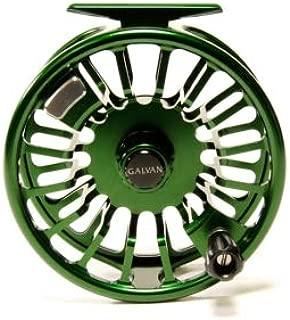 Galvan Torque Fly Reel (Green, 5)