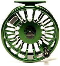 Galvan Torque Fly Reel (Green, 8)