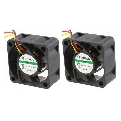 Dell DELL-3524-FANKIT 2X Quiet! Replacement Fans for Dell PowerConnect 3524 (P486K, J322F) 18dBA Noise