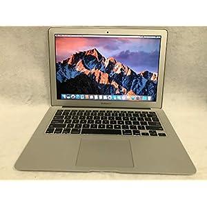 "Apple MacBook Air MD760LL/B Intel Core i5-4260U X2 1.4GHz 4GB 128GB SSD 13.3"",Silver(Scratch & Dent)"