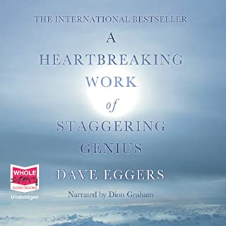 A Heartbreaking Work of Staggering Genius cover art