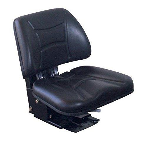 Schleppersitz RM30 gefedert Traktorsitz Fahrersitz Bagger Traktor Stapler Sitz