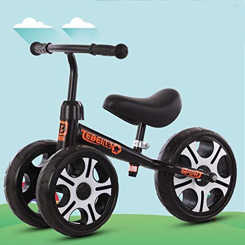 Y-Bikeee Bicicleta De Equilibrio para Niños De 2 3 4 5 6 Años De Edad, Mejora El Equilibrio, El Control…