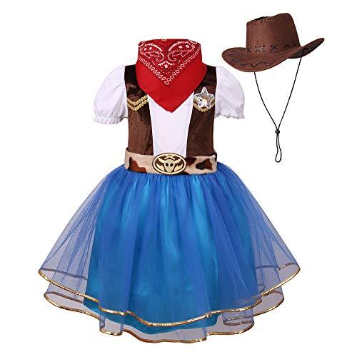 Halloween cowgirl costume