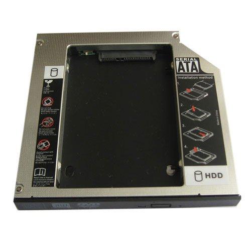 Generic 2 nd Disco Duro SSD Disco Duro Caddy para HP Pavilion DV6 ...