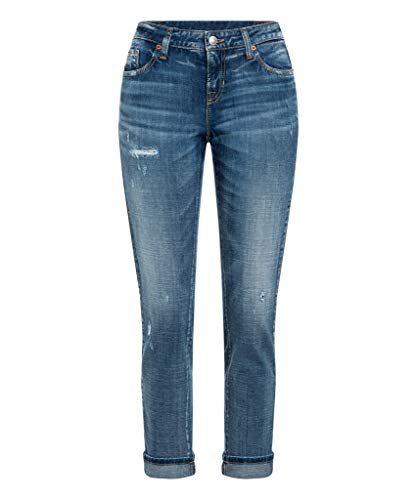 Cambio dames dames lang jeans 9150 0114-38